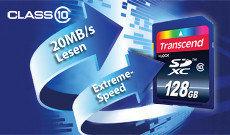 Transcend SDXC class 10