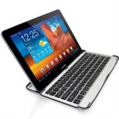 Abbildung Artikel Nr. SI54086, Tastatur und Case für das Samsung Galaxy Tab 10.1