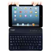 Abbild Artikel Nr. SI54127, Tastatur und Case für das iPad Mini mit maagnetischem Scharnier