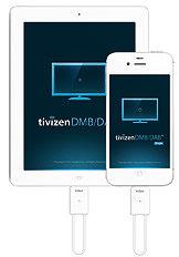 unterstütze Geräte Tivizen radio DAB plus