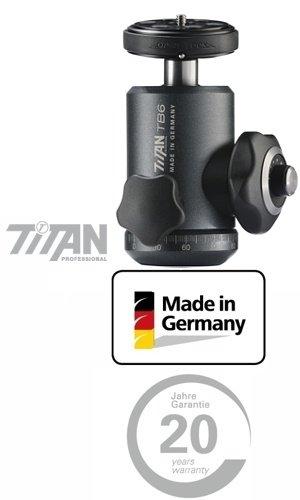 Cullmann Titan Tb6 2 Profi Kugelkopf Inkl Pinlock Kamera