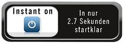 Auf die Zukunt getrimmt - Instant on in 2.7 Sekunden