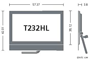 Acer T232 Touch Monitor
