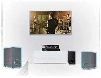 LG NB4530A 2.1 Soundbar Heimkinosystem mit Wireless Active