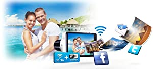 Nahtlose Konnektivität (3G/4G & WiFi)