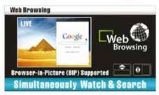 Webbrowsing