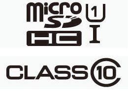 Ultra High Speed Class 1 (UHS-1) und Class 10