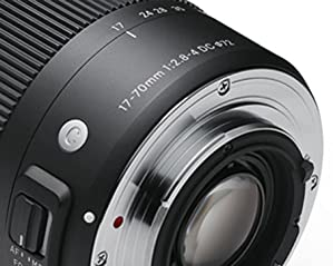 Detailbild vom  17-70mm F2,8-4,0 DC Makro HSM