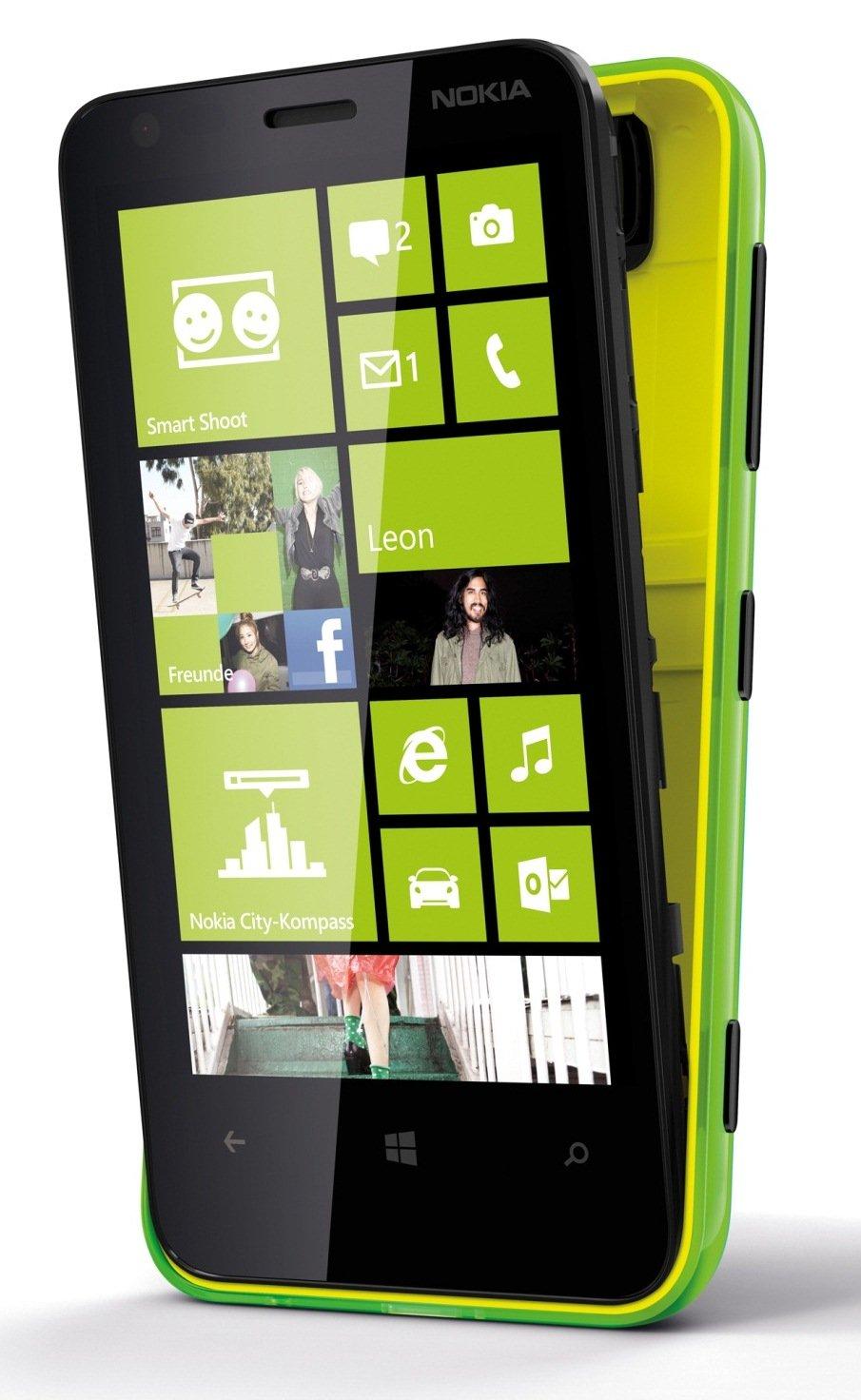 Nokia Lumia 620 Smartphone 3,8 Zoll matt-schwarz: Amazon.de: Elektronik