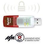 FRITZ!WLAN USB Stick v2: Kabellos und sicher surfen, vielseitig verbinden, einfach nutzen