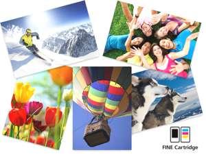 Feine Sache: Canon FINE Technologie