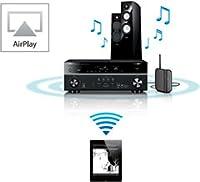 AirPlay ermöglicht Musik-Streaming zum AV-Receiver