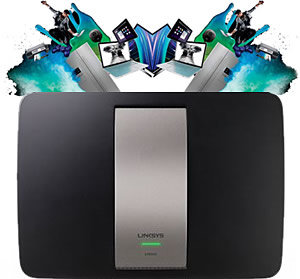 Linksys EA6400 Dual-Band Router