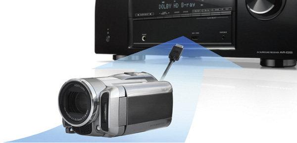 Denon AVR-X1000 5.1 Surround AV-Receiver (Internet-Radio