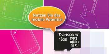 Transcend microSDHC10 UHS-I Theme