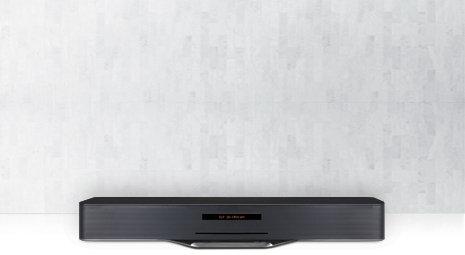 LG CM3430B Design Micro-Hifi-Anlage (Airplay, Bluetooth