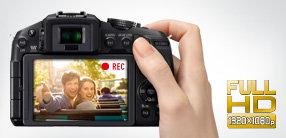 50p Full HD Videoaufnahmen
