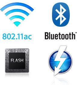 Technologien des MacBook Air