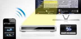 Panasonic DMR-BST735EG Blu-ray Recorder mit Twin HD (DVB-S