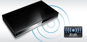 Panasonic DMR-BCT730EG Blu-ray Recorder mit Twin HD (DVB-C
