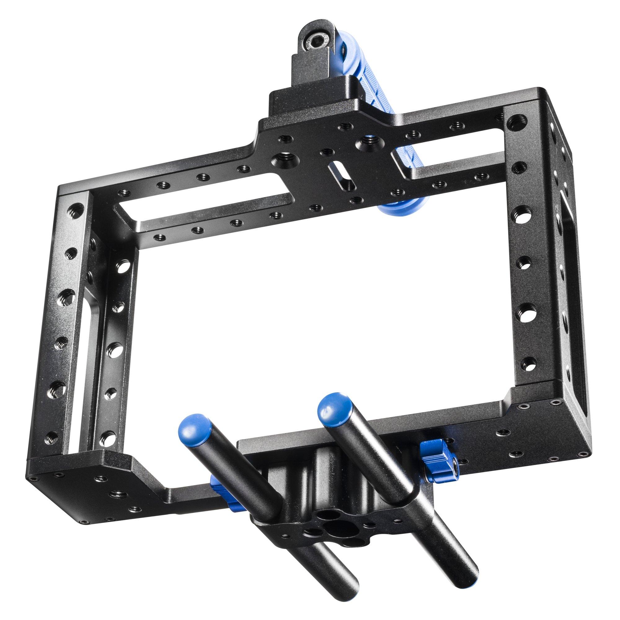 Walimex Pro Dslr Cage Video Käfig Für Nikon D800 Und Kamera