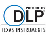 DLP Logo by Texas Instruments