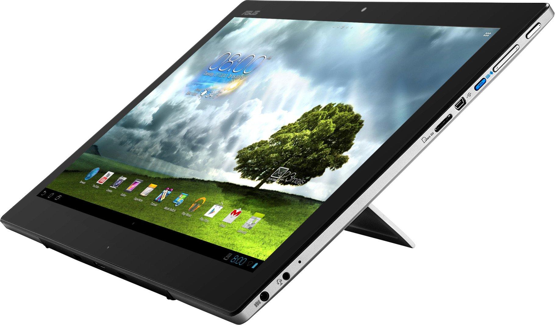 Asus P1801 T B003M 467 Cm Tablet PC Schwarz Amazonde