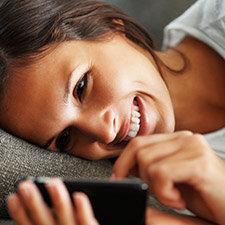 Musik von Ihrem NFC‐Smartphone mit einer Berührung teilen