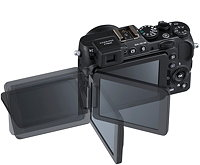 COOLPIX P7800 Monitor