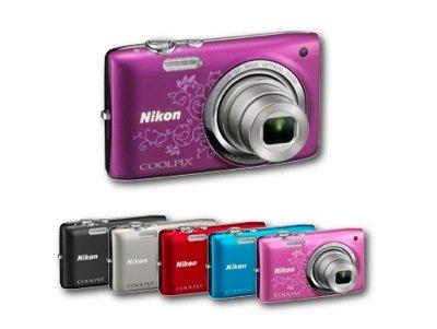 Nikon Coolpix S2700 Digitalkamera 2,7 Zoll blau: Amazon.de