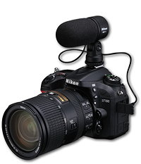 Filmati in Full HD D7100