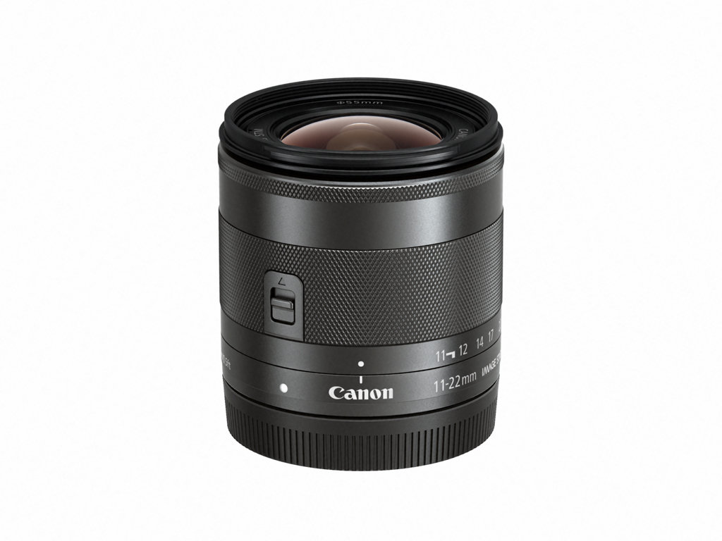 canon ef m 11 22mm f 4 5 6 is stm schwarz kamera. Black Bedroom Furniture Sets. Home Design Ideas