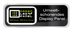 ASUS Green LED Panel