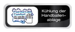 ASUS IceCool - Kühle Handballenauflage