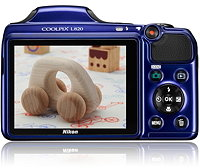 COOLPIX L820 Monitor