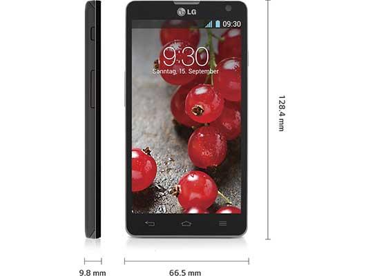 LG L9II - Technische Daten
