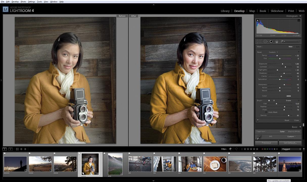 Adobe Photoshop Lightroom 4 WIN & MAC: Amazon.de: Software