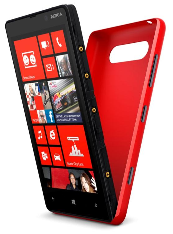 nokia lumia 820 smartphone 4 3 zoll matt black elektronik. Black Bedroom Furniture Sets. Home Design Ideas