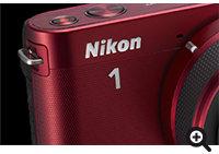 Nikon 1 J2 Design