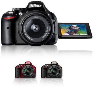 Nikon D5200 Hero