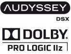 Audyssey-DSX