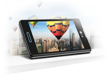10,2cm- (4 Zoll-) Display mit IPS-Technologie