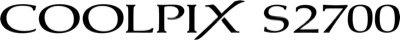 COOLPIX S2700 Logo