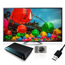 Genießen Sie Videos, Fotos und Musik via USB