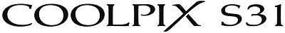 Logo COOLPIX S31
