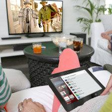 Erhalten Sie weitere Informationen zum Programm mit TV SideView