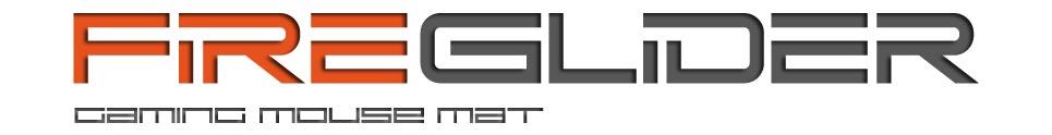 FireGlider - Gaming Mouse Mat