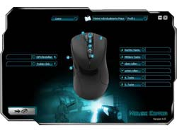 Sharkoon FireGlider - Gaming Laser Mouse