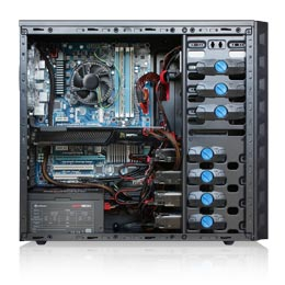 Sharkoon REX3 Value ATX PC Case