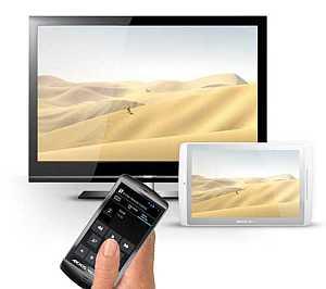 Archos 101 XS Turbo Tablet-PC - Anschluss an TV